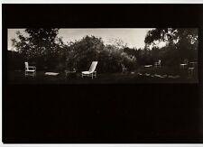 1955/80 Original JOSEF SUDEK Silver Gelatin Photo MAGIC GARDEN Czech ~ PANORAMA