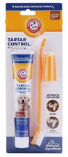 Dental Care Tartar Control Kit for Dogs Toothpaste,Toothbrush & Finger Brush New