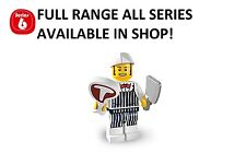 Lego butcher series 6 unopened new factory sealed