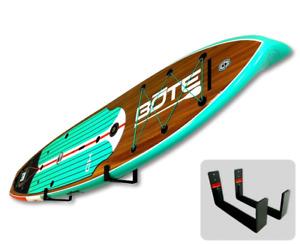 Naked SUP | Wall Display | Minimalist Paddle Board Rack