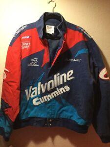 Nascar Valvoline Racing Jacket 2000 Roush Racing Exclusive Mark Martin XL