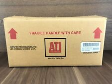 ATI AT1502 Channel Power Amplifier NEW, USA
