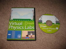 Virtual Physics Lab - Kinetic Books - Version 1.10 PC & Mac