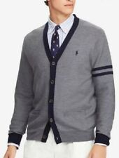 Polo Ralph Lauren Men's Wool-blend Cardigan Sweater
