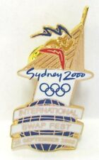 GOLD INTERNATIONAL SWAP FEST SYDNEY OLYMPIC GAMES 2000 PIN BADGE COLLECT #337