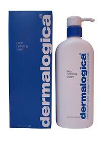 Dermalogica Body Hydrating Cream Size 16oz / 473ml New