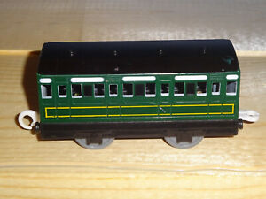 Green Emily Passenger Coach Thomas & Friends Emily's Trackmaster Sets Cargo Car