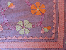 Unbranded Floral Asian/Oriental Decorative Bedspreads