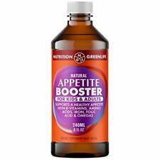 Appetite Booster Weight Gain Stimulant Supplement Eat More for Underweight Ki...