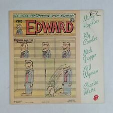 JAMMING WITH EDWARD COC39100 LP Vinyl VG++ Cover VG+ near ++ Sleeve WoC