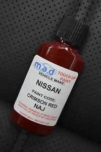 TOUCH UP KIT FOR NISSAN MAGNETIC RED NAJ PAINT 30ML PAINT SCRATCH QASHQAI JUKE
