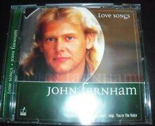 John Farnham – Love Songs CD – Like New