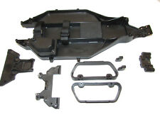 Team Associated DR10 Drag Car Main Chassis Frame And Parts