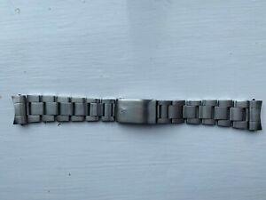Rolex 7836 Folded link Bracelet