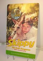 2020 UNC 50 Cent Ram Card Colored Skippy the Bush Kangaroo Rare Collectable