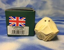 "Rare New Harmony Kingdom Roly Polys ""Chaney Jabba"" Ghost Figurine Tjrphge Nib"