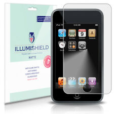 iLLumiShield Matte Screen Protector w Anti-Glare/Print 3x for Apple iPod Touch 1