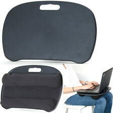 Portable Cushioned Desk Table for your Lap Lightweight  Lapdesk Black New