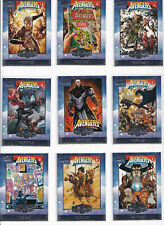 2018-19 Upper Deck Marvel Annual Comic Covers - Complete Your Set