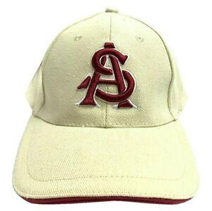 NCAA by Donegal Bay Arizona State Sun Devils Beige Adjustable Strap-back Hat