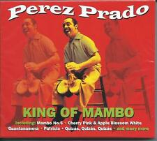 Perez Prado - King of Mambo - 50 Tracks (2CD 2013) NEW/SEALED