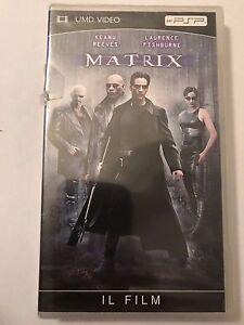MATRIX IL FILM  UMD VIDEO x PSP NUOVO SIGILLATO