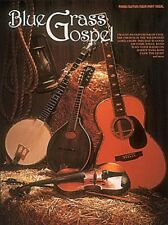 Blue Grass Gospel Sheet Music Piano Vocal Guitar Songbook NEW 000204072