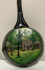 New listing Vtg Savory Fry Pan #2 With Painting Berry College Ga Possum Trot School