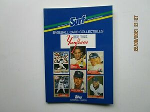 1988 TOPPS/SURF NEW YORK YANKEES BASEBALL CARD COLLECTIBLES BOOK 1952-1987
