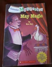 NEW! Calendar Mysteries: May Magic 5 by Ron Roy (2011, Paperback)