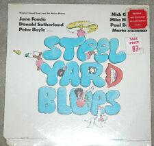 STEELYARD BLUES Soundtrack RARE SEALED Mike Bloomfield PAUL BUTTERFIELD R&B