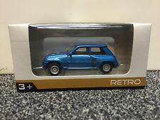 Renault 5 turbo 1980 1:54 NOREV retro à partir de 3 ans