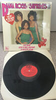 Diana Ross & The Supremes Stop! In The Name Of Love Vinyl Record LP Album 33 RPM