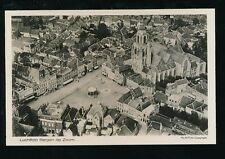 Holland BERGEN op Zoom KLM Foto Luchtfoto Aerial view RP PPC c1930s?