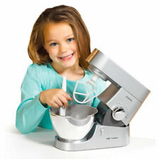 Realistic Toy Kenwood Titanium Mixer Kitchen Cook role play