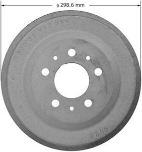 WearEver YH140407 Brake Drum