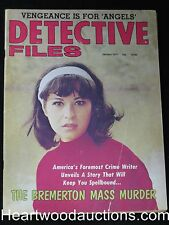 """Detective Files"" January 1974"