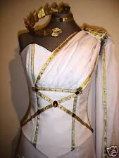 ROMAN LADY   corset costume  23-36w /+sizes also