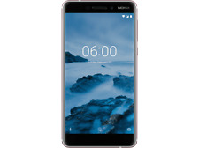"Móvil - Nokia 6.1, Blanco, 32 GB, 4 GB RAM, 5.5"", Snapdragon 630, 3000 mAh,"