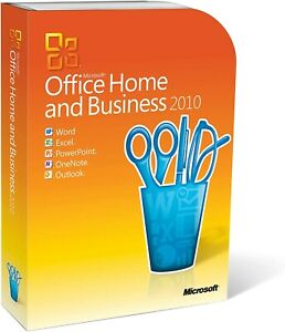 Microsoft Office Home and Business 2010 with DVD #1