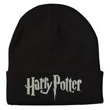 """Harry Potter """"Logo"""" Cappello Beanie-Nuovo e Ufficiale!"""