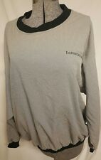 XL Mens CHRYSLER V-Neck Pullover Jacket daimler black white gray
