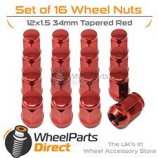 Mk2 TPI Black Wheel Nut Bolt Covers 17mm Bolt for Suzuki Vitara 15-16