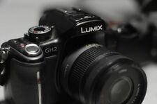 Panasonic LUMIX DMC-GH2 16.0MP Digital Camera - Black with Rode microphone