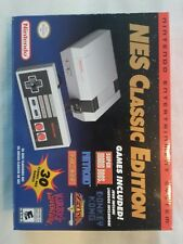 Nintendo Entertainment System NES Classic Edition Super Mario Zelda Donkey Kong