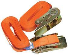 Maximum Load 90 kg BD336 4.5 Meter x 2.5 cm Ratchet Tie Down Strap