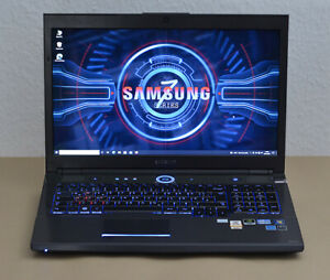 "Samsung SERIES 7 Laptop 17,3"" 120Hz Blu-Ray 16GB Ram i7 Nvidia GTX 675M"