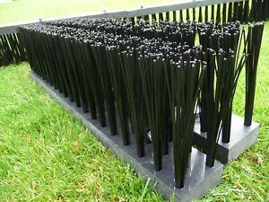 x1 qty Medium 2ft drag brush section, Brush Replacement,  Sisis dew brushing