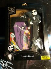Nightmare Before Christmas Photo Frame Hot Topic Exclusive