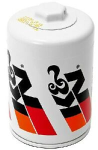 K&N Oil Filter - Racing HP-2011 fits Ford Falcon 5.0 V8 XR8 (FGX) 335 kW, 5.0...
